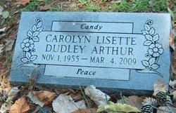 Carolyn Lisette <i>Dudley</i> Arthur