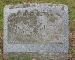 John Seymour Bailey
