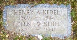 Henry A Kebel