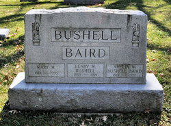 Amelia W <i>Bushell</i> Baird