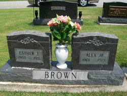 Alexander Alex Brown, Jr