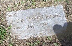 Thomas Adgate