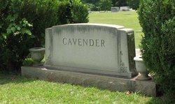 Infant Son Cavender