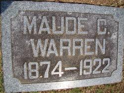 Maude Cora <i>Belmont</i> Warren