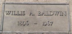 Willis A Baldwin