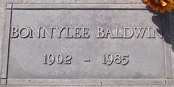 Bonnylee <i>Stewart</i> Baldwin