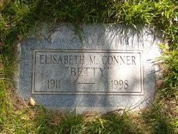 Elisabeth Betty <i>Macintosh</i> Conner