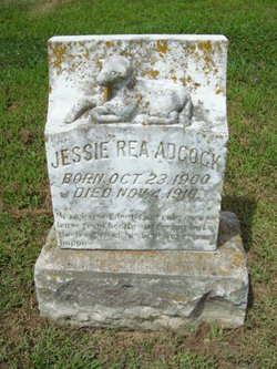 Jessie Rea Adcock