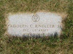 Adolf Christian Kneller, Jr
