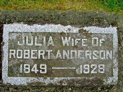 Julia Prentis <i>Edmonston</i> Anderson