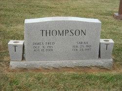 Sarah <i>Graham</i> Thompson