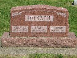 Dorothy V Donath