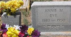 Annie M. Dye