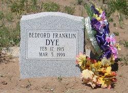 Bedford Franklin Dye