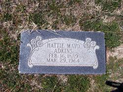 Hattie Mayo Adkins