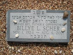 Billye <i>McKnight</i> Scher