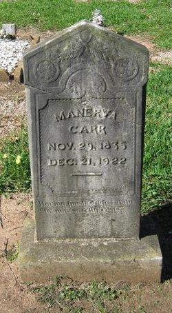 Manerva <i>Moor</i> Carr