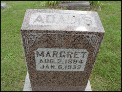 Margaret <i>Parrish</i> Adams