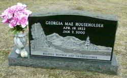Georgia Mae <i>Sneed</i> Householder