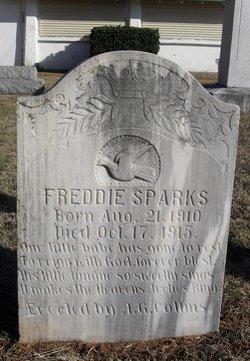 Freddie Sparks