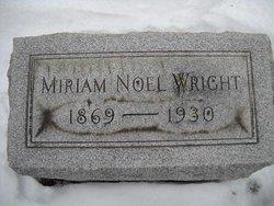 Maude Miriam <i>Hicks</i> Wright