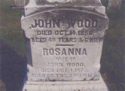 Rosanna <i>Howard</i> Wood