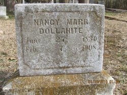 Nancy E. <i>Marr</i> Dollahite