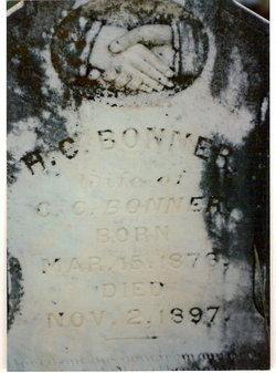 Hattie Catherine <i>Christian</i> Bonner