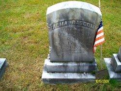 Alma Jane <i>Bascom</i> Atherton