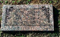 Thomas Joe Tom Abel