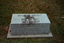 Elizabeth Gertrude <i>Kitchin</i> Brown