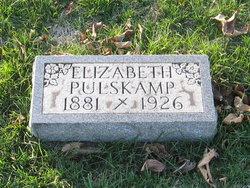 Elizabeth Catherine <i>Spieler</i> Pulskamp