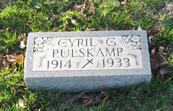 Cyril G Pulskamp