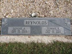 Tommie Ray <i>Beck</i> Reynolds