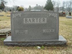 Agnes <i>Garrison</i> Barter