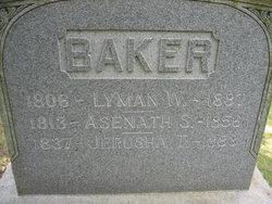 Jerusha T. <i>Hinckley</i> Baker