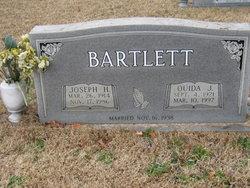Joseph H Bartlett