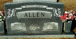Opal R Allen