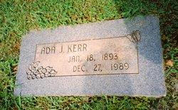 Ada <i>Jordan</i> Kerr
