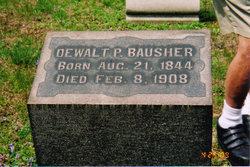 Dewalt P. Bausher