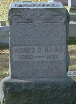 Agnes C Baird