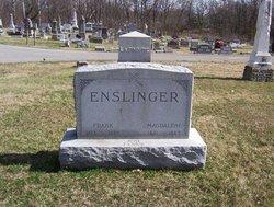 Magdalena <i>Brunner</i> Enslinger