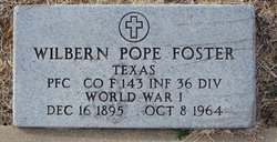 Wilbern Pope Foster