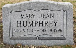 Mary Jean Humphrey