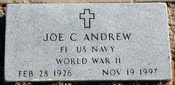 Joe Clark Andrew