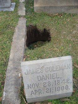 James Coleman Daniel