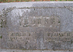 Amelia R. <i>Rander</i> Burke