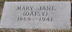 Mary Jane (Daisy) <i>Hurt</i> Blackshear