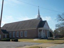 Wateree Baptist Church Cemetery