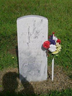 Jefferson Davis Bland, Jr